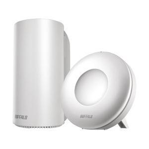 バッファロー(BUFFALO) WRM-D2133HP/E1S 無線LAN親機+専用中継機1台セット...