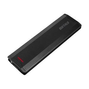 バッファロー(BUFFALO) SSD-PH1.0U3-BA 外付けSSD ブラック [ポータブル型...