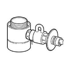シングル分岐水栓・タカギ用