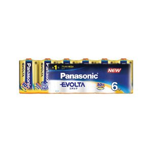 パナソニック LR20EJ/6SW (エボルタ...の関連商品7