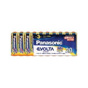 パナソニック LR6EJ20SW(エボルタ乾電...の関連商品4
