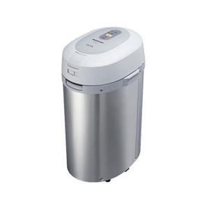 パナソニック MS-N53-S (シルバー) 家庭用生ごみ処理機 (屋内外設置タイプ) リサイクラー