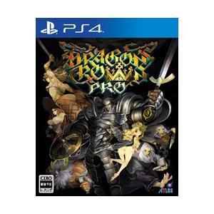 アトラス ドラゴンズクラウン・プロ 通常版 【PS4ゲームソフト】|y-sofmap