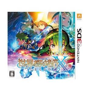 シリーズ最新作にして、3DS最後の『世界樹の迷宮』。