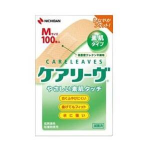 ニチバン ケアリーヴ Mサイズ 100枚 CL...の関連商品8