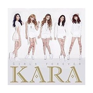 ユニバーサルミュージック KARA/ガールズ フォーエバー 初回盤A 【CD】