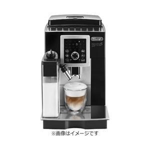 デロンギ マグニフィカS カプチーノ スマート コンパクト全自動コーヒーマシン ECAM23260S...