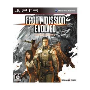 スクウェア・エニックス フロントミッション エボルヴ 【PS3ゲームソフト】 [振込不可] y-sofmap