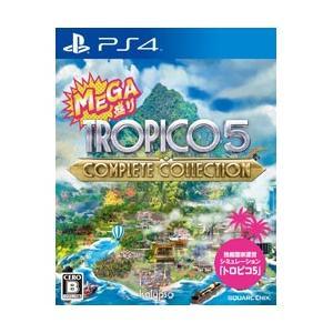 スクウェア・エニックス MEGA盛り トロピコ5 コンプリート コレクション 【PS4ゲームソフト】