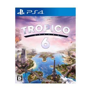 【09/27発売予定】 スクウェア・エニックス トロピコ 6 【PS4ゲームソフト】|y-sofmap