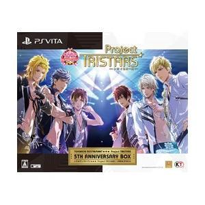 コーエーテクモゲームス ときめきレストラン☆☆☆ Project TRISTARS 5周年記念BOX 【PS Vitaゲームソフト】 y-sofmap