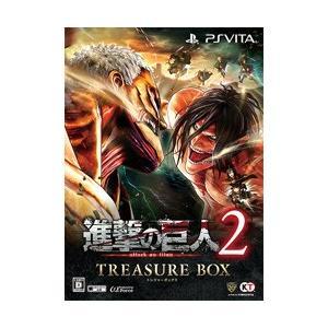 コーエーテクモゲームス 進撃の巨人2 TREASURE BOX 【PS Vitaゲームソフト】|y-sofmap