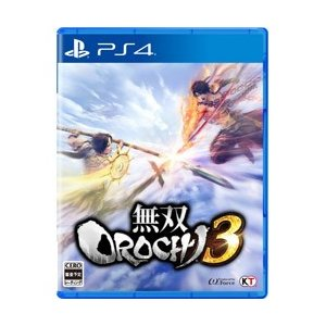 コーエーテクモゲームス 無双OROCHI3 通常版 【PS4ゲームソフト】 y-sofmap