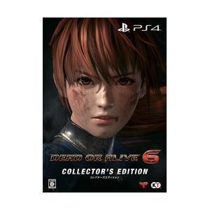 コーエーテクモゲームス DEAD OR ALIVE 6 (デッド オア アライブ シックス) コレクターズエディション 【PS4ゲームソフト】 [振込不可]|y-sofmap