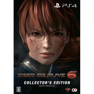 コーエーテクモゲームス DEAD OR ALIVE 6 (デッド オア アライブ シックス) コレクターズエディション 【PS4ゲームソフト】 [振込不可] y-sofmap 02