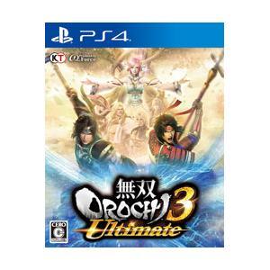 【12/19発売予定】 コーエーテクモゲームス 無双OROCHI3 Ultimate 【PS4ゲームソフト】|y-sofmap