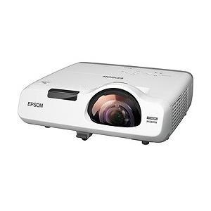 エプソン 3400ルーメン/WXGA ビジネスプロジェクター EB-535W 超短焦点モデル (EB535W) y-sofmap