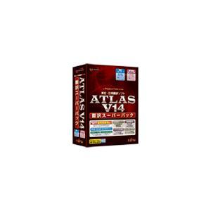 富士通 ATLAS 翻訳スーパーパック V14 Win/CD (B5140YB2C)