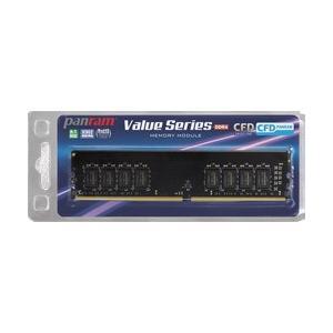 CFD D4U2666PS-16GC19 CFD Panram DDR4-2666 デスクトップ用メモリ 288pin DIMM 16GB