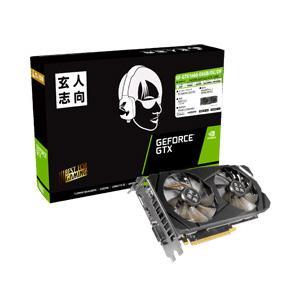 ビデオカード(PCI-EXPRESSx16)/GeForce GTX 1660/6GB GDDR5/...