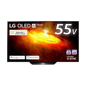 【06/上旬発売予定】 LG(エルジー) 有機ELテレビ ブラック OLED55BXPJA [55V...