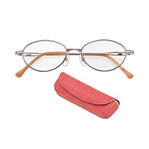 名古屋眼鏡 シニアグラス ベストエージ 5580(ピンクメタル/+2.50) [振込不可]|y-sofmap