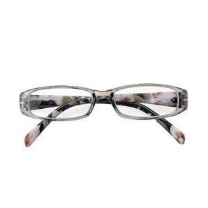 名古屋眼鏡 シニアグラス ライブラリーコンパクト 4510(クリアスモーク×ブラック/+1.50) [振込不可]|y-sofmap