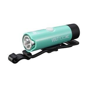 キャットアイ ヘッドライト VOLT100XC(チェレステ) HL-EL051RC
