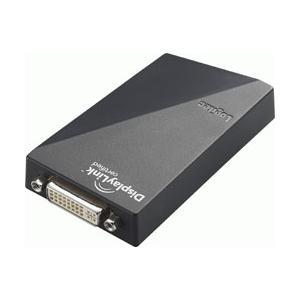 ロジテック LDE-WX015U USB2.0対応 マルチディスプレィアダプタ QWXGA対応モデル の商品画像
