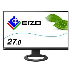 EIZO(エイゾー) EIZO 27.0型カラー液晶モニター EV2760-BK [27型 /ワイド...