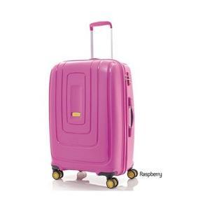 アメリカンツーリスター TSAロック搭載スーツケース「Lightrax」 Sサイズ(34L)ラズベリー【ビックカメラグループ独占販売】 [振込不可]|y-sofmap