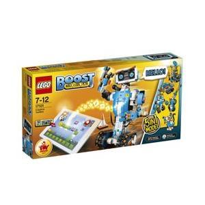 レゴ(R)ブーストのクリエイティブ・ボックスでレゴ(R)の世界を広げよう。
