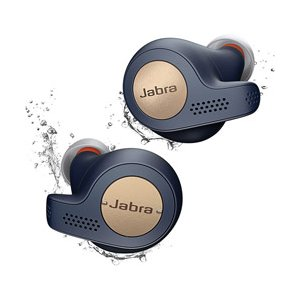 JABRA Jabra Elite Active 65t Copper Blue 100-99010000-40 Copper Blue [リモコン・マイク対応 /防滴&左右分離タイプ /Bluetooth]|y-sofmap