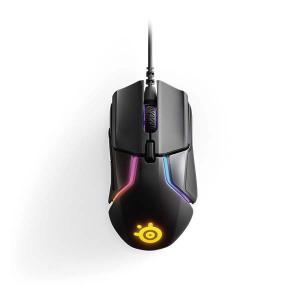 STEELSERIES Rival 600 有線光学式ゲーミングマウス[USB 2m・Win/Mac...