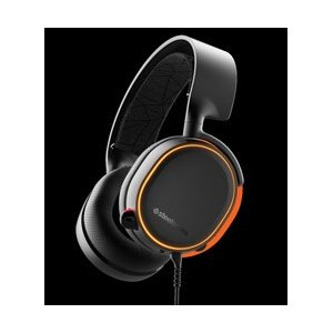SteelSeries Steelseries Arctis 5 Black 2019Edition...