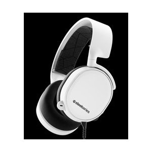 steelseries Steelseries Arctis 3 White 2019Edition...