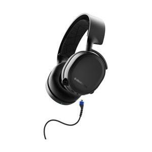 SteelSeries Arctis3 Bluetooth 2019Edition 無線/有線 ゲー...