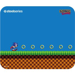SteelSeries ゲーミングマウスパッド QcK-Mini-Sonic-the-Hedgehog-Edition [ソニック・ザ・ヘッジホッグ]|y-sofmap|02
