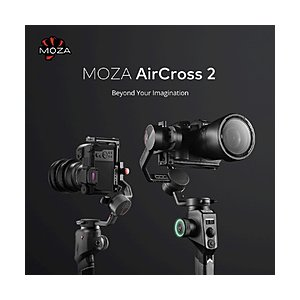 GUDSEN MOZA AirCross2 Professional Kit ハンドヘルドジンバル3...