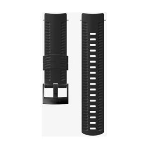 スント 時計関連品/腕時計替えベルト SUUNTO 9 BARO BLACKストラップ SS050105000 ブラック|y-sofmap