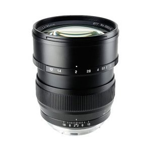 中一光学 カメラレンズ SPEEDMASTER 85mm F/1.2 【キヤノンEFマウント】