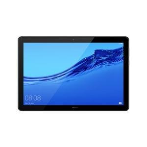 HUAWEI(ファーウェイ) MediaPad T5 10 AGS2-L09 ブラック 10.1型タブレットPC メモリ2GB ストレージ16GB SIMフリー LTE対応 (AGS2L09)|y-sofmap