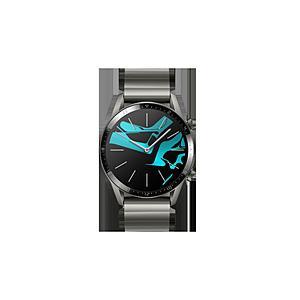 HUAWEI(ファーウェイ) スマートウォッチ WATCHGT246MMGR Titanium Gr...
