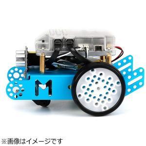 【送料無料】 (Bluetooth Version) 99095 MAKEBLOCKJAPAN mBot V1.1-Blue 〔ロボットキット:iOS/Android対応〕
