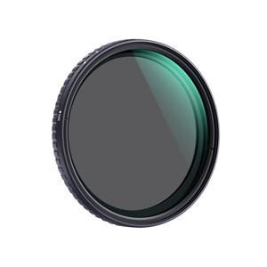 K&F CONCEPT NANO-X バリアブル(可変式) NDフィルター 67mm 減光範囲ND2...