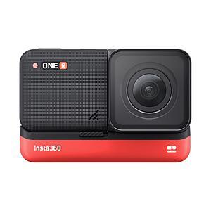 【01/29発売予定】 Insta360 レンズ交換対応アクションカメラ [Insta360 ONE...