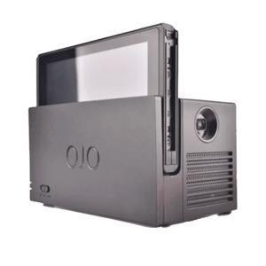 「いつでも、どこでも、誰とでも。」 OJOプロジェクターは、いつでもどこでも大画面でプレイができます...