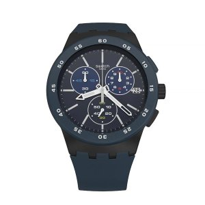 スウォッチ SWATCH SUSB417 BLUE STEWARD|y-sofmap