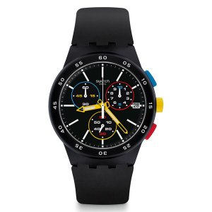 スウォッチ SWATCH SUSB416 BLACK-ONE|y-sofmap