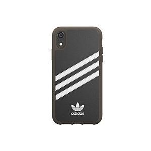 アディダス adidas iPhone XR OR Moulded case SAMBA Gumsole SS19 34299 BK/WH|y-sofmap
